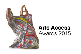 Arts Access Awards 2015