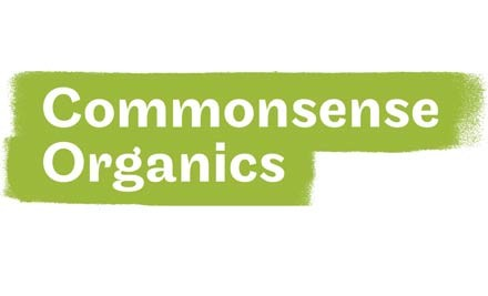 Commonsense organics logo