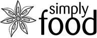 Simply food logo
