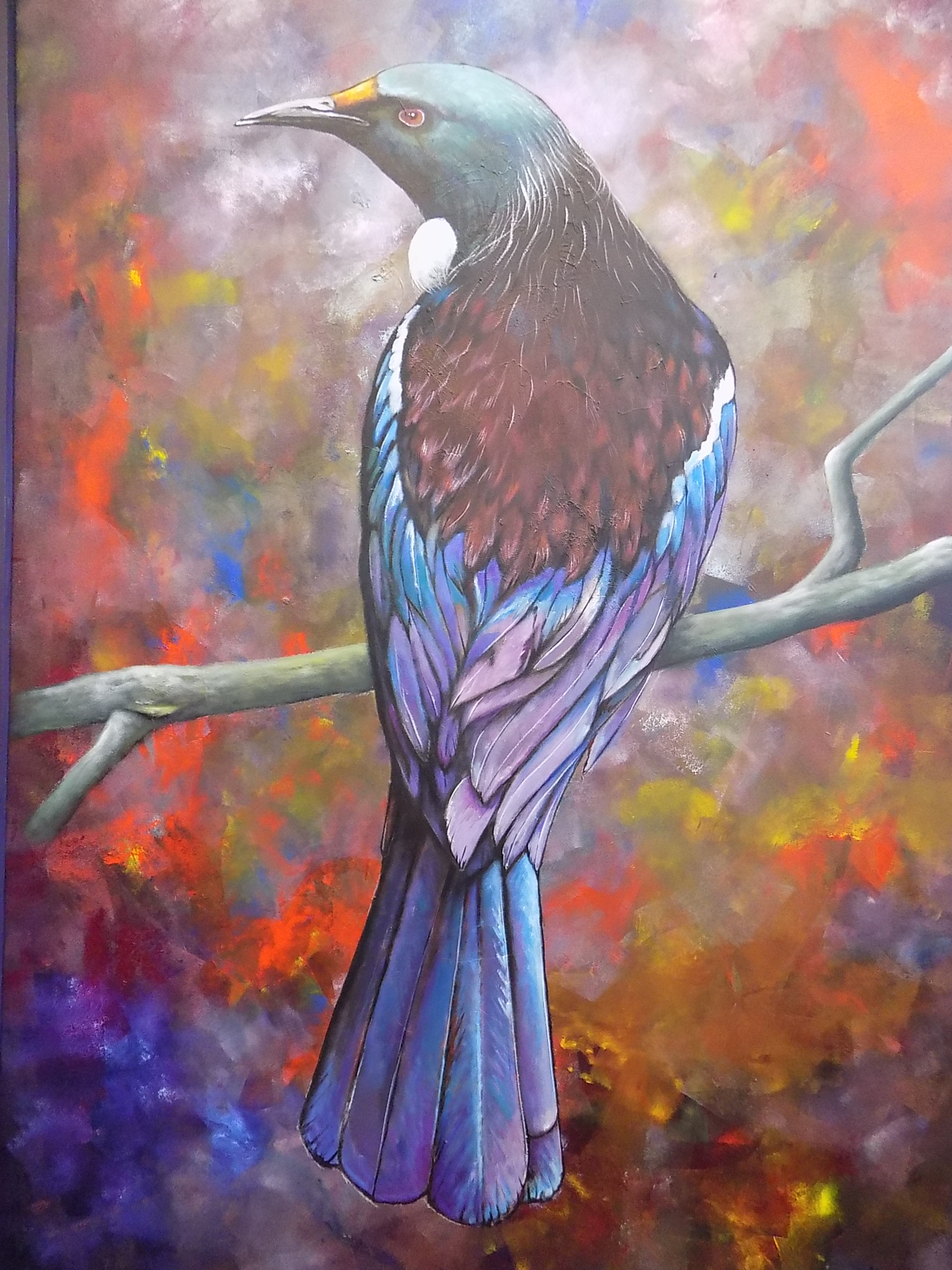"""Tui"", created by a prisoner, fetched $1000"