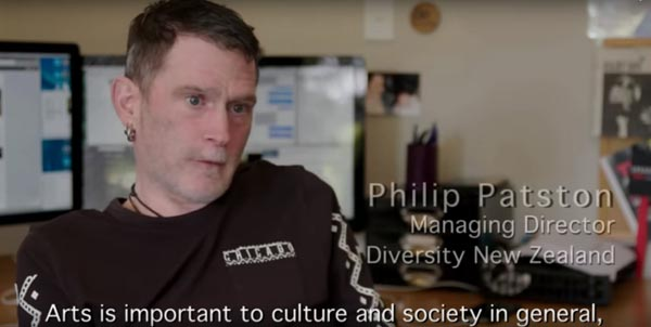Philip Patston, Managing Director, Diversity New Zealand