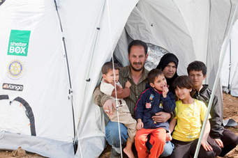 Shelterbox for Syria