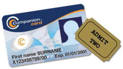 Companion Card Scheme in Australia