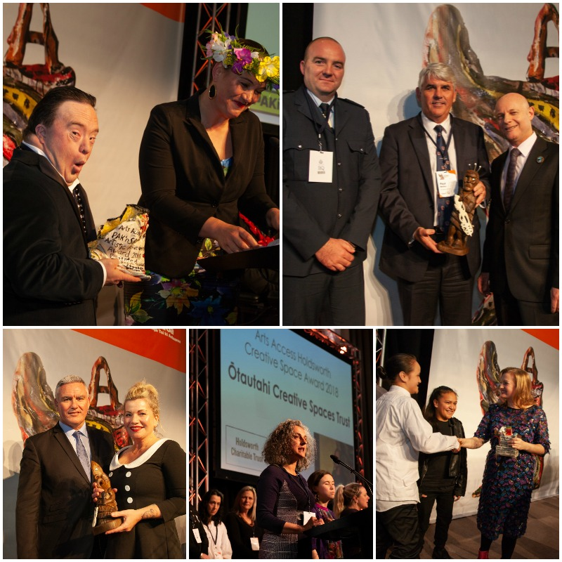 Collage of award images Photos: Vanessa Rushton Photography