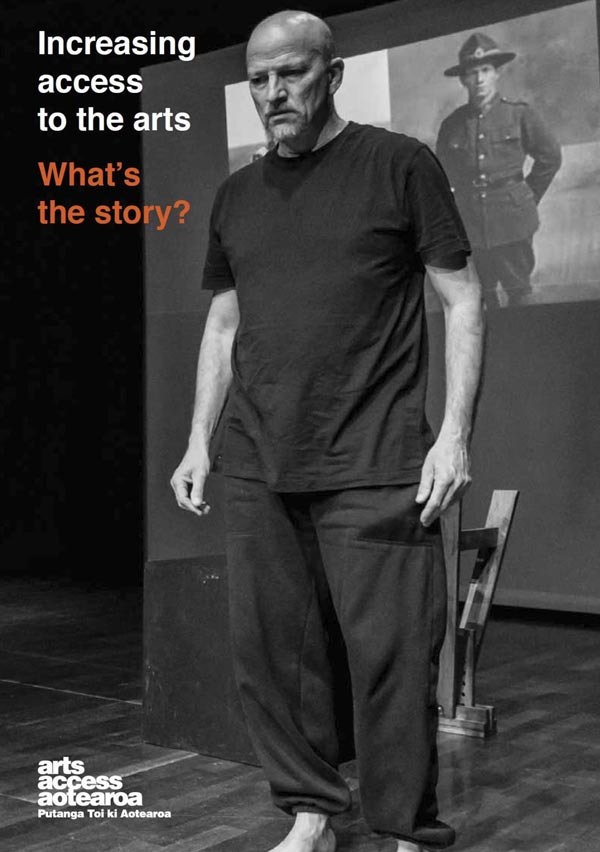 Cover of What's the story? 2017