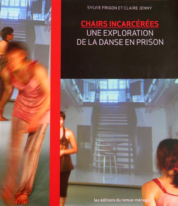 The cover of a book about teaching dance in prisons