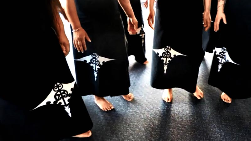 Connecting with their culture in Mirimiri Te Aroha, Auckland Region Women's Corrections Facility