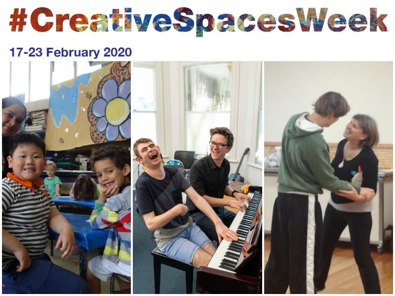 images of creative spaces