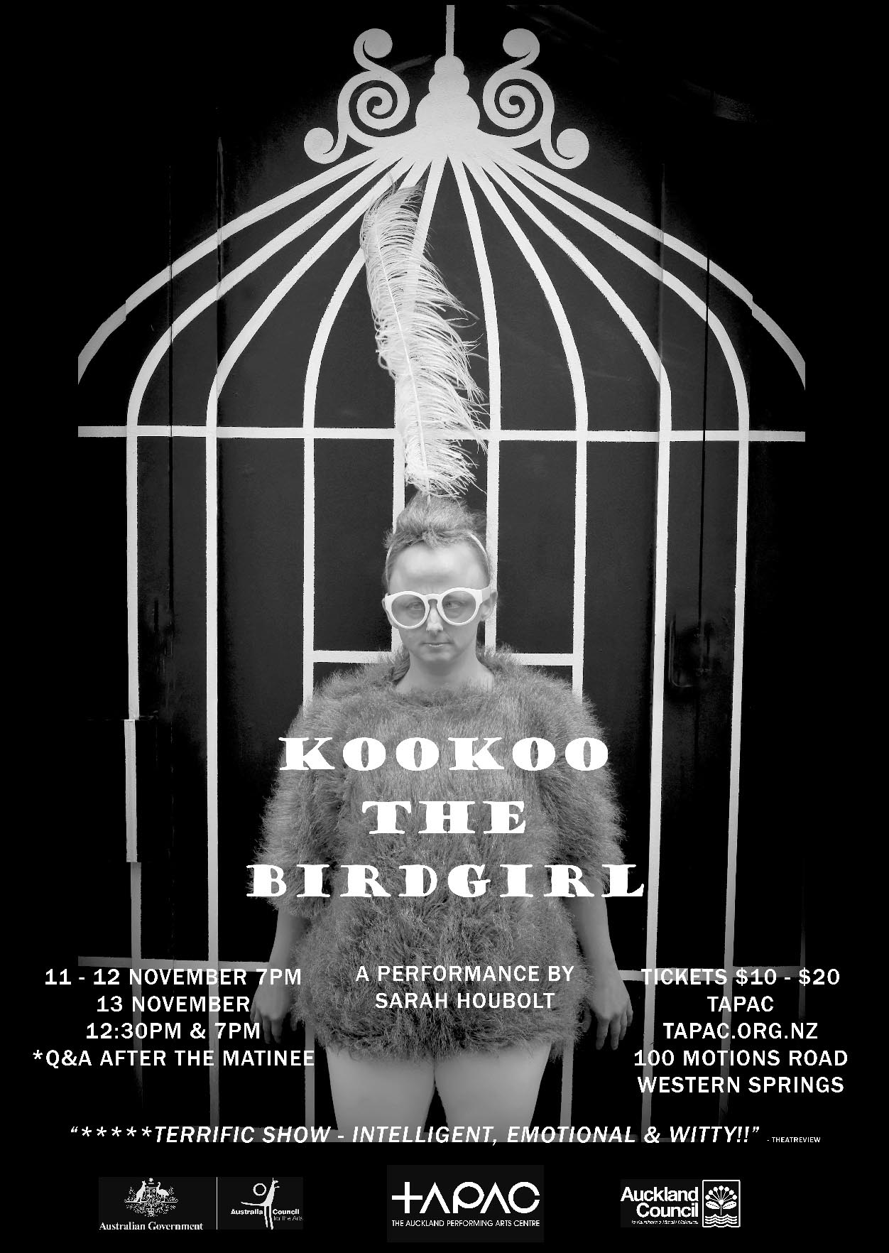 Poster of KooKoo the Birdgirl