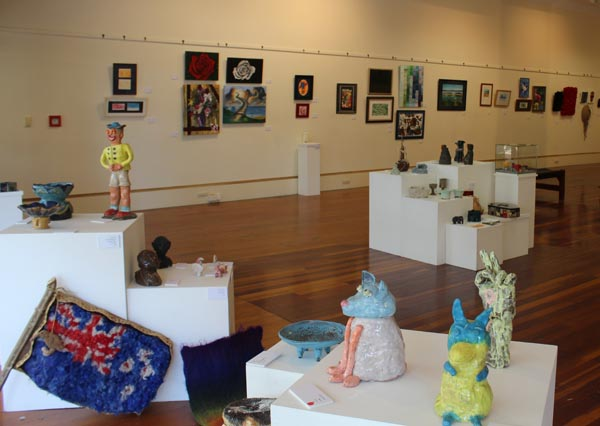 Artsenta and its annual exhibition