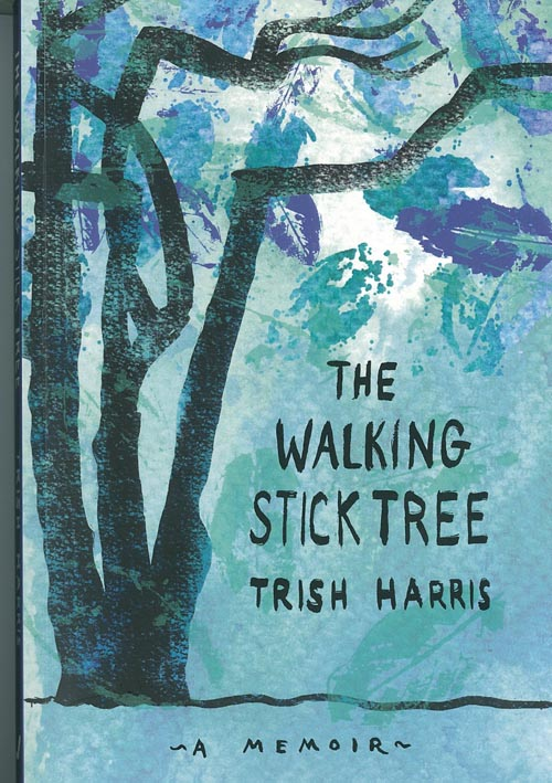 The cover of The Walking Stick Tree Image: Sarah Laing