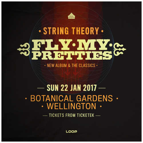 Fly My Pretties String Theory concert