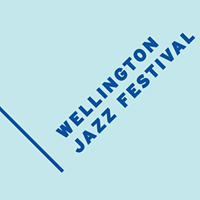 Wellington Jazz Festival logo