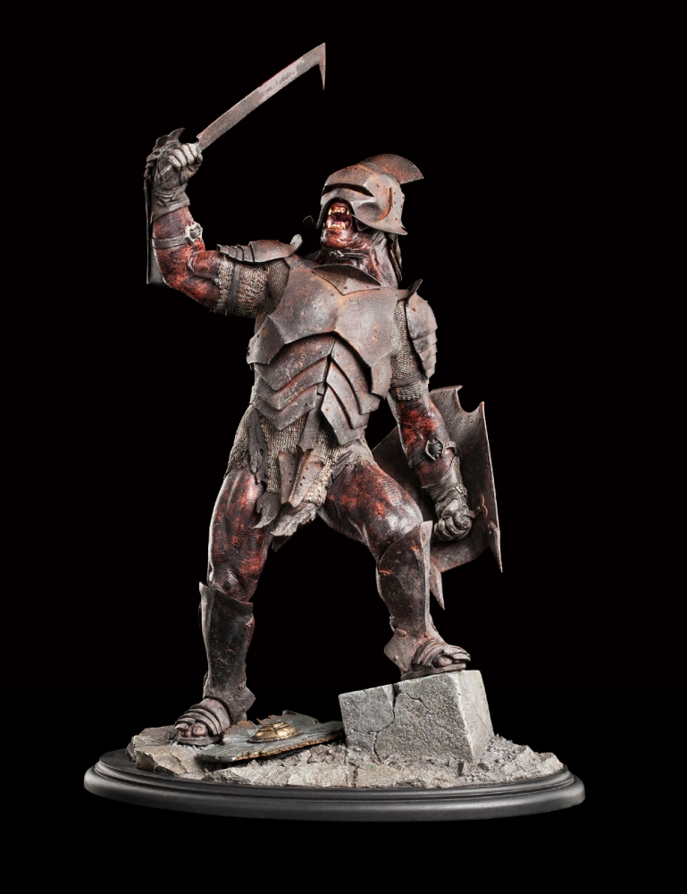 Weta Workshop's Uruk-Hai Swordsman