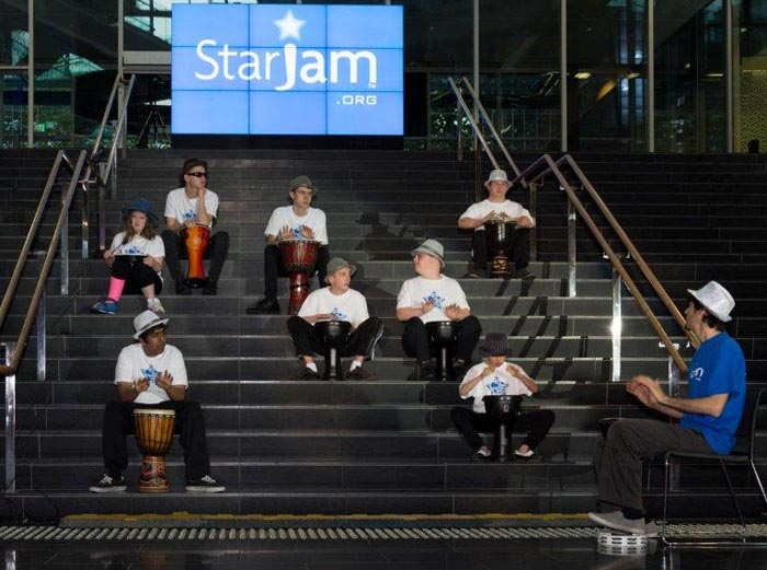 StarJam end-of-year concert