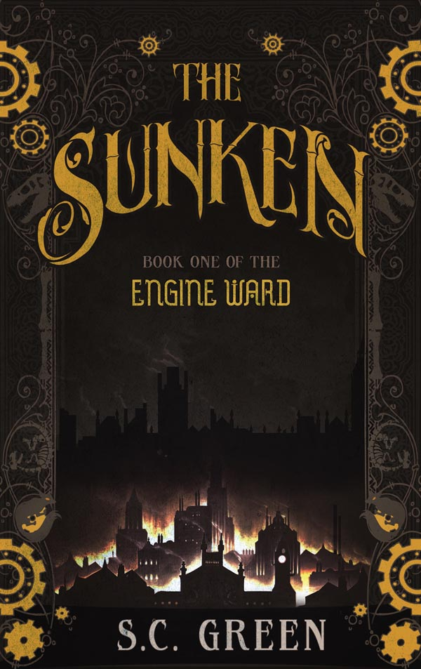 The Sunken cover