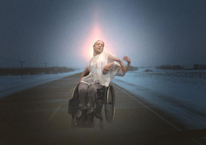 Suzanne Cowan in Manifesto of a Good Cripple