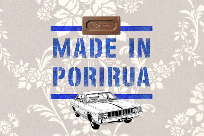 Made in Porirua exhibition at the Pataka Museum