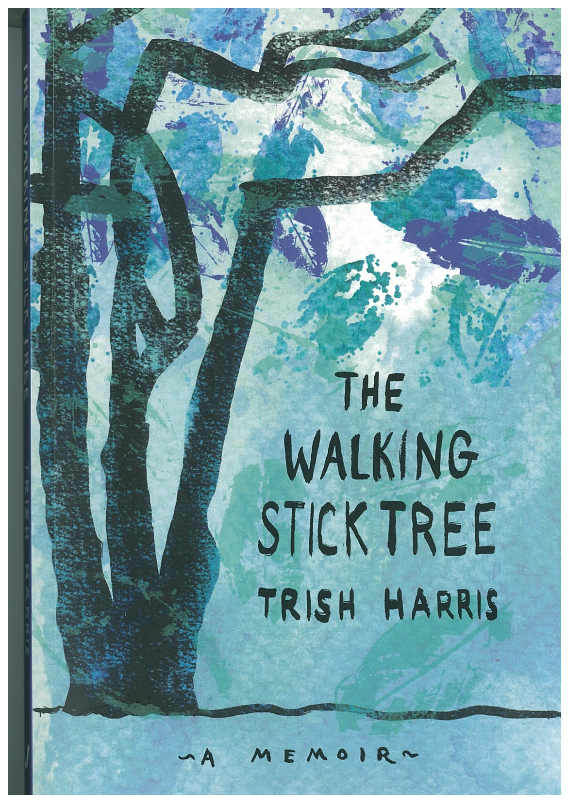 Cover of The Walking Stick Tree