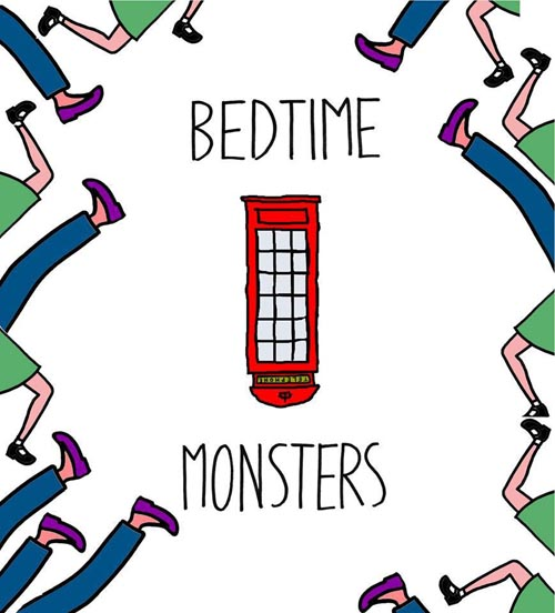 Bedtime Monsters poster