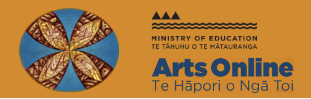 Ministry of Education Arts Online logo