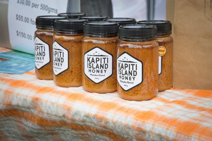 KFF Kapiti Island Honey