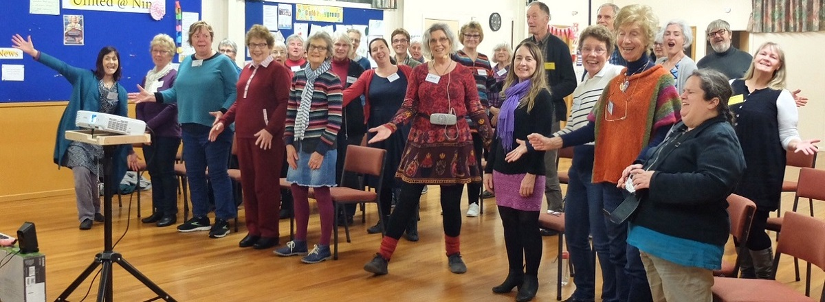 Kapiti Community Choir