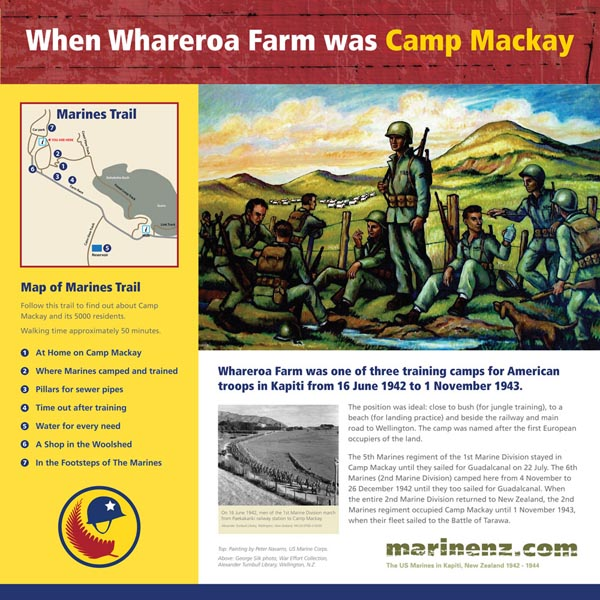Camp Mackay Trail
