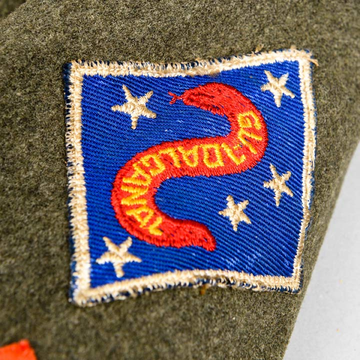Shoulder patches