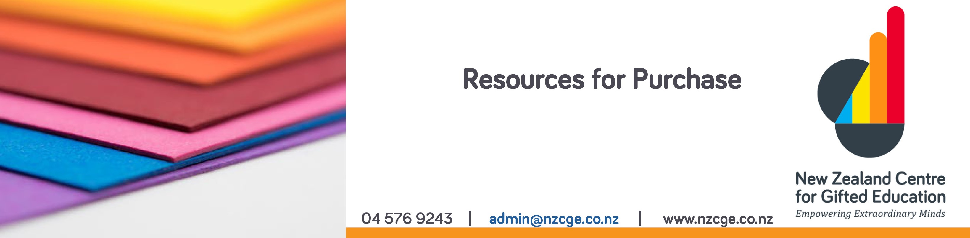 resources for purchase new zealand centre for gifted education