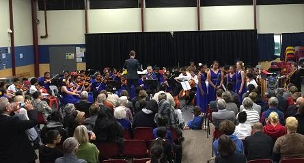Virtuoso Strings Talent, Rotary Club of Plimmerton