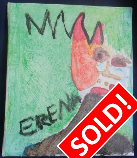 """Chicken Man"" by Erena Wylie"