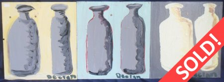 """Bottles"" by Declan Jack"