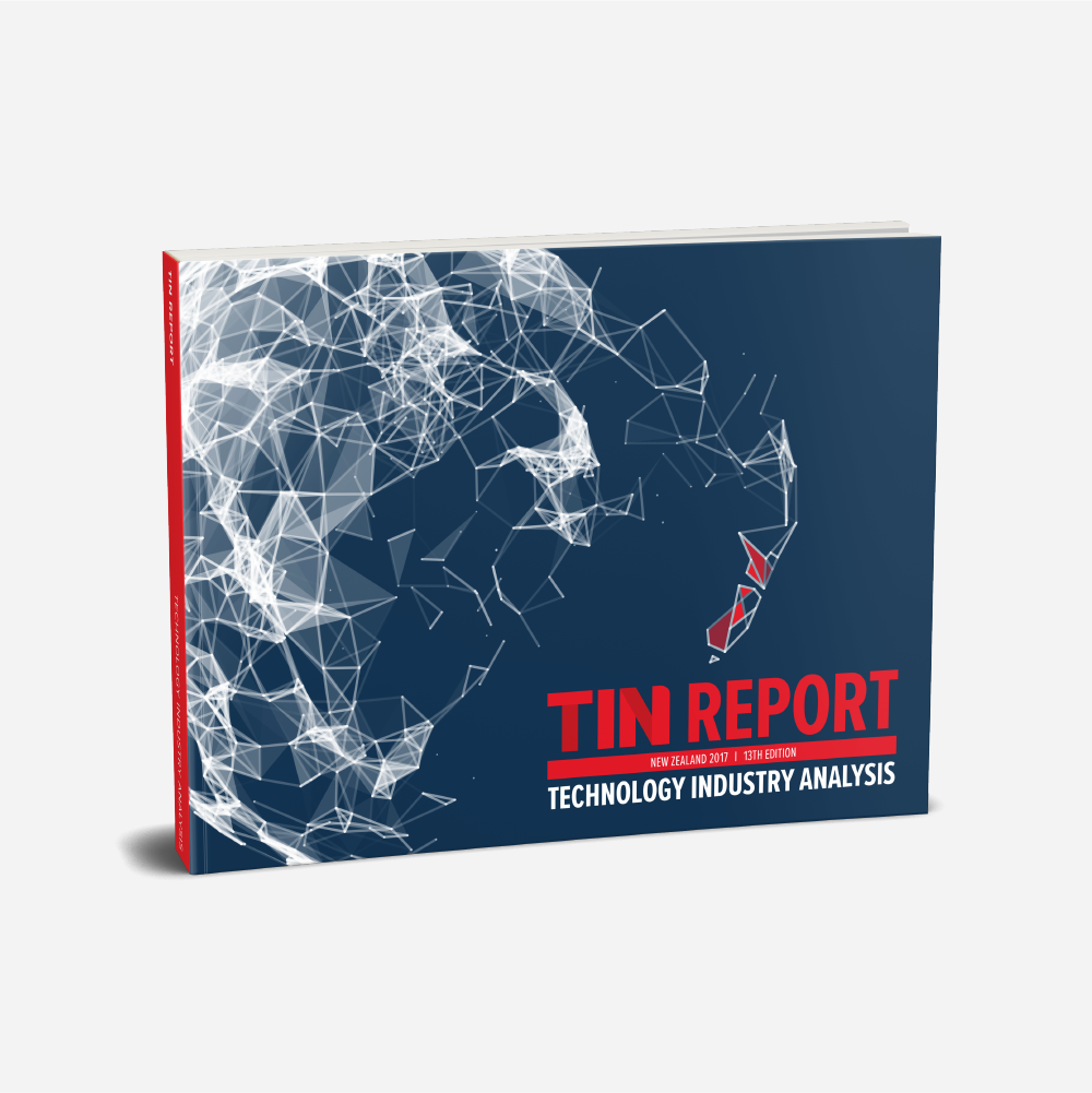 The TIN Report - probably the best value high-tech document in New Zealand