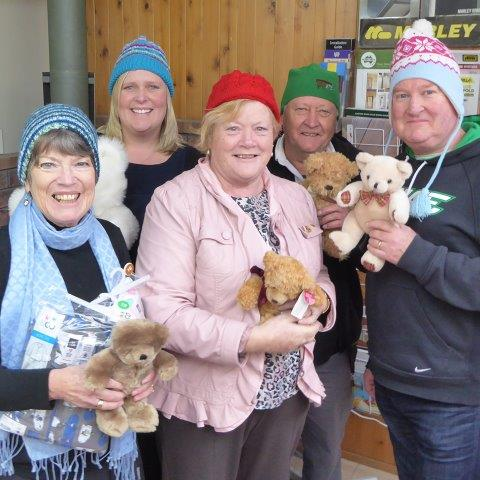 Soft toys for Foster Hope NZ, Aug 17