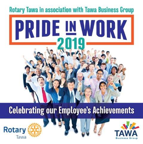 Pride in Work Awards 2019