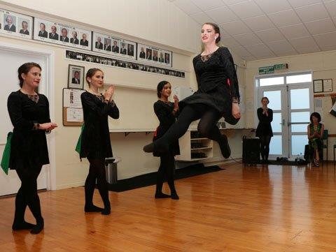 Kildunne School of Irish Dance, Tawa, 17 Mar 15
