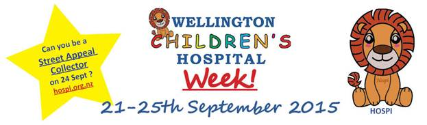 Wellington Children's Hospital Appeal