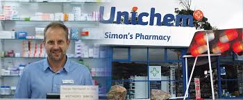 Anthony Simon, Pharmacy 30 Aug 2016
