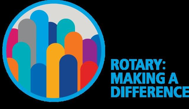 Rotary Making a Difference 2017-18 Theme