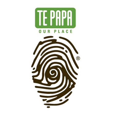 Te Papa Logo colour